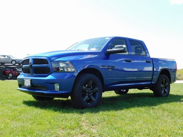 2019 Ram 1500 Crew Cab 4x4,  Pickup #DT03375 - photo 9