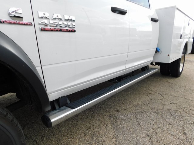 2018 Ram 4500 Crew Cab DRW 4x4,  Knapheide Service Body #DT03386 - photo 11