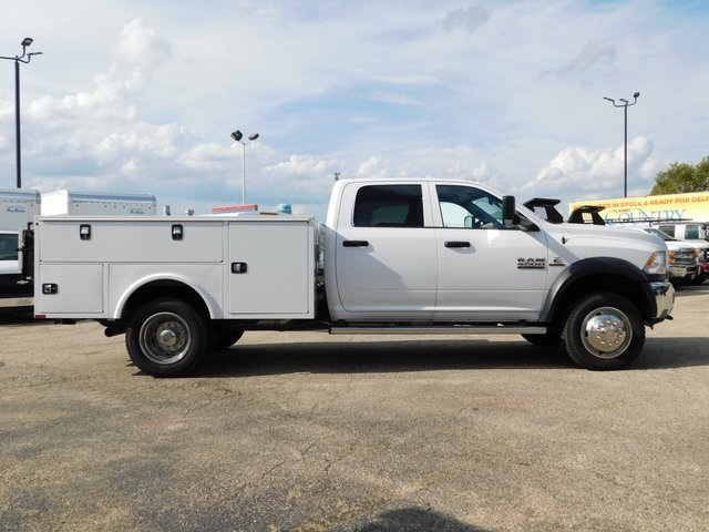 2018 Ram 4500 Crew Cab DRW 4x4,  Knapheide Service Body #DT03386 - photo 3