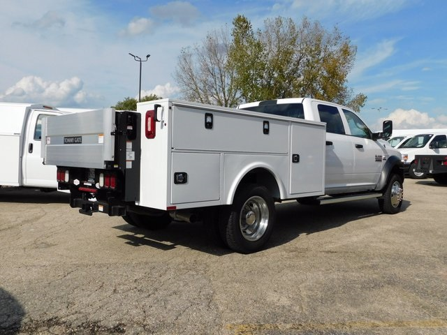 2018 Ram 4500 Crew Cab DRW 4x4,  Knapheide Service Body #DT03386 - photo 2