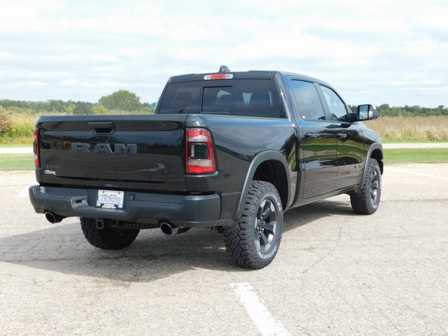 2019 Ram 1500 Crew Cab 4x4,  Pickup #DT03401 - photo 2