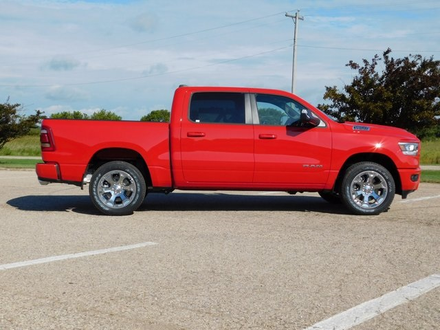 2019 Ram 1500 Crew Cab 4x4,  Pickup #DT03403 - photo 3