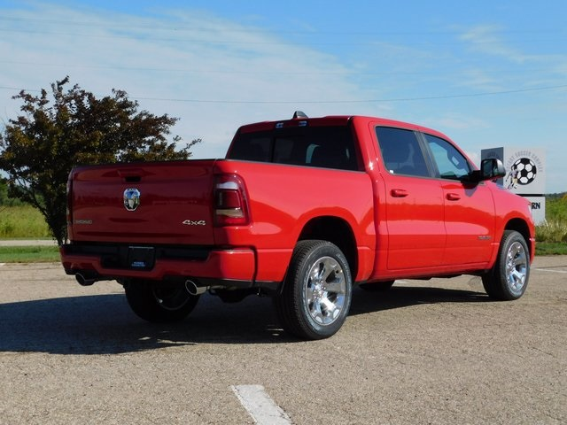2019 Ram 1500 Crew Cab 4x4,  Pickup #DT03403 - photo 2