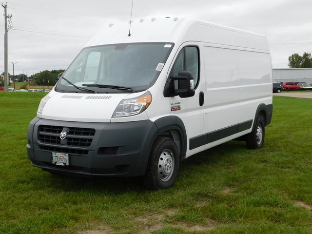 2018 ProMaster 2500 High Roof FWD,  Empty Cargo Van #DT03414 - photo 9