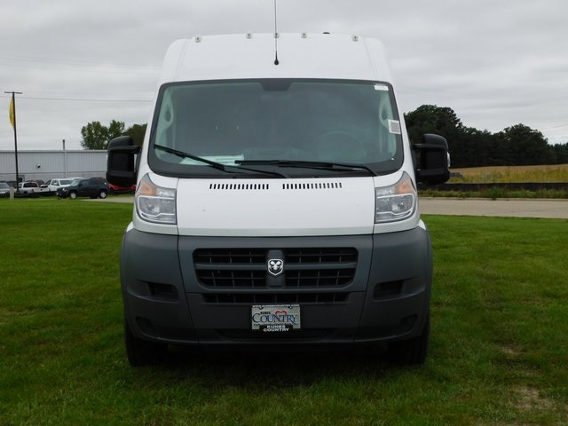 2018 ProMaster 2500 High Roof FWD,  Empty Cargo Van #DT03414 - photo 10