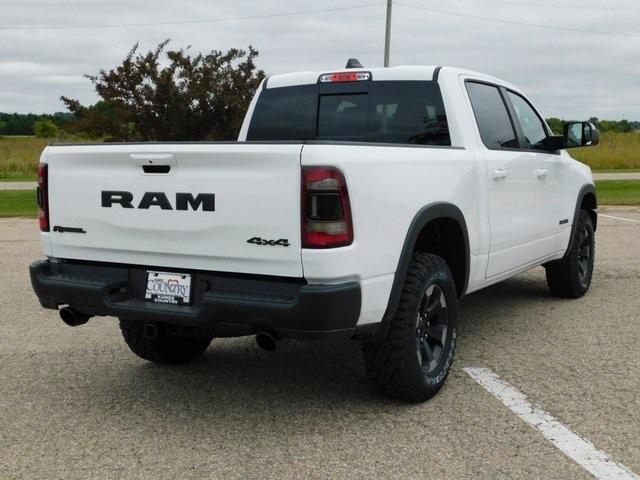 2019 Ram 1500 Crew Cab 4x4,  Pickup #DT03420 - photo 2