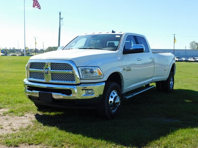 2018 Ram 3500 Crew Cab DRW 4x4,  Pickup #DT03451 - photo 9