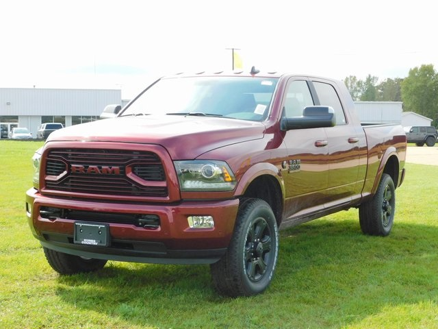 2018 Ram 3500 Mega Cab 4x4,  Pickup #DT03455 - photo 8