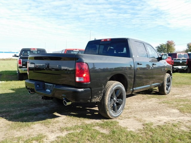 2018 Ram 1500 Crew Cab 4x4,  Pickup #DT03497 - photo 2