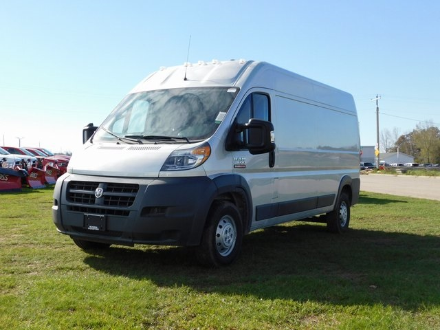 2018 ProMaster 2500 High Roof FWD,  Empty Cargo Van #DT03506 - photo 10