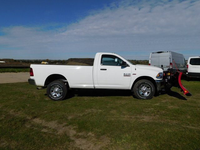 2018 Ram 2500 Regular Cab 4x4,  BOSS Pickup #DT03509 - photo 3