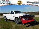 2018 Ram 2500 Regular Cab 4x4,  BOSS Pickup #DT03509 - photo 1