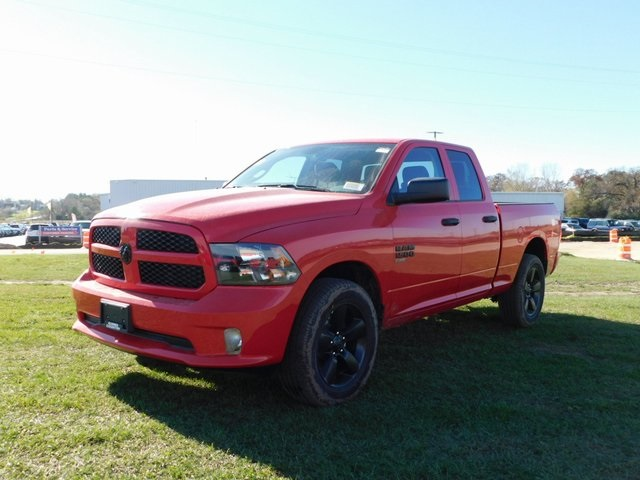 2019 Ram 1500 Quad Cab 4x4,  Pickup #DT03516 - photo 8