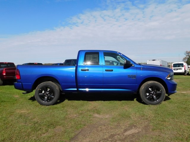 2019 Ram 1500 Quad Cab 4x4,  Pickup #DT03519 - photo 3