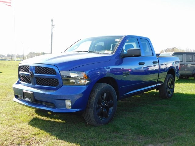 2019 Ram 1500 Quad Cab 4x4,  Pickup #DT03519 - photo 8