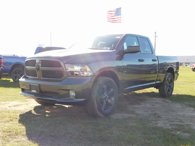 2019 Ram 1500 Quad Cab 4x4,  Pickup #DT03520 - photo 8
