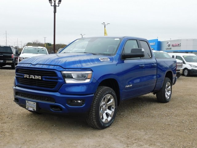2019 Ram 1500 Quad Cab 4x4,  Pickup #DT03522 - photo 9