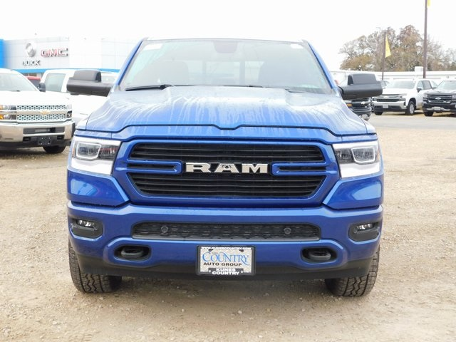 2019 Ram 1500 Quad Cab 4x4,  Pickup #DT03522 - photo 10
