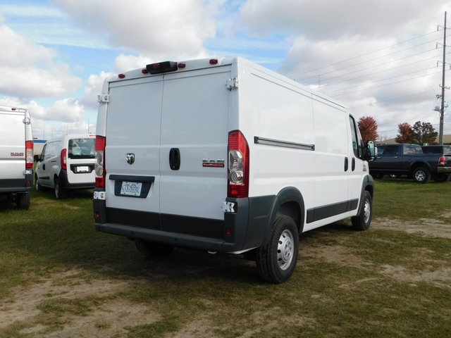 2018 ProMaster 1500 Standard Roof FWD,  Empty Cargo Van #DT03533 - photo 7