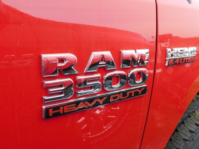 2018 Ram 3500 Regular Cab 4x4,  BOSS Pickup #DT03540 - photo 10