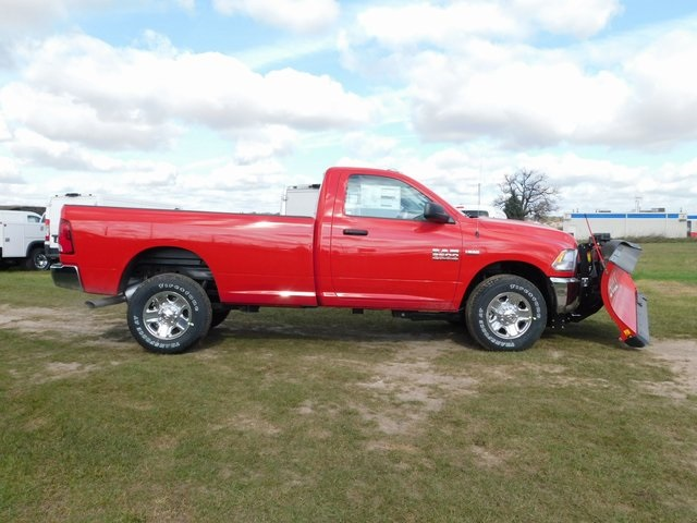 2018 Ram 3500 Regular Cab 4x4,  BOSS Pickup #DT03540 - photo 3