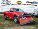 2018 Ram 3500 Regular Cab 4x4,  BOSS Pickup #DT03540 - photo 1