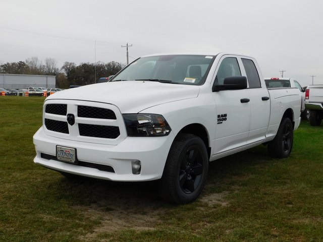 2019 Ram 1500 Quad Cab 4x4,  Pickup #DT03547 - photo 7