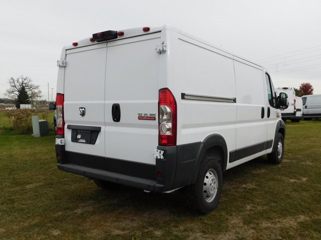 2018 ProMaster 1500 Standard Roof FWD,  Empty Cargo Van #DT03548 - photo 7