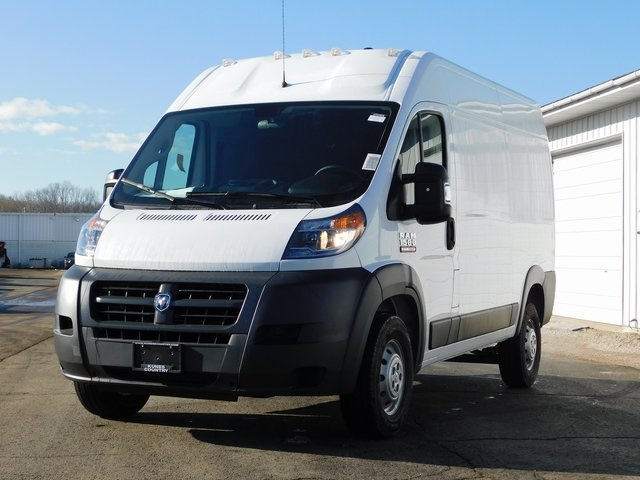 2018 ProMaster 1500 High Roof FWD,  Empty Cargo Van #DT03549 - photo 12
