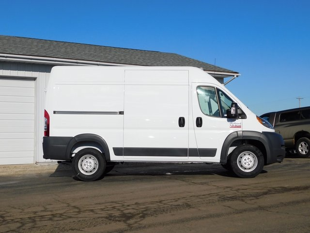 2018 ProMaster 1500 High Roof FWD,  Empty Cargo Van #DT03549 - photo 3