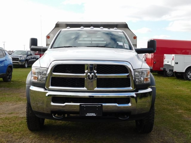 2018 Ram 4500 Regular Cab DRW 4x4,  Monroe Dump Body #DT03553 - photo 9