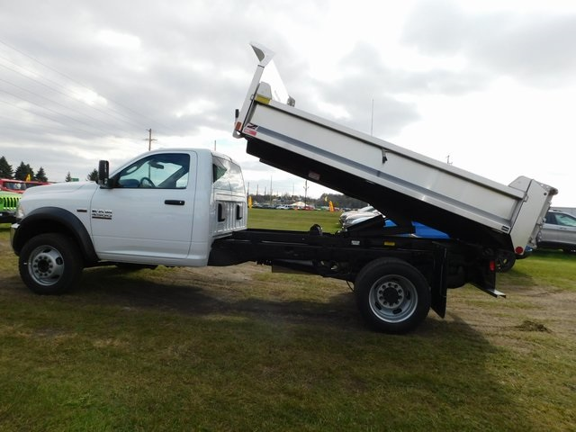 2018 Ram 4500 Regular Cab DRW 4x4,  Monroe Dump Body #DT03553 - photo 12