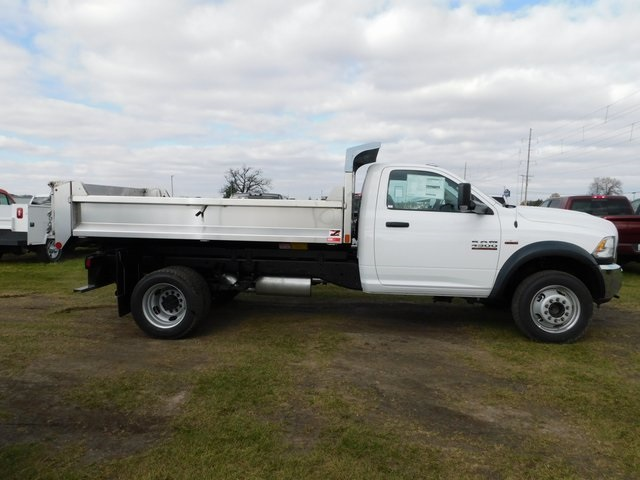 2018 Ram 4500 Regular Cab DRW 4x4,  Monroe Dump Body #DT03553 - photo 3