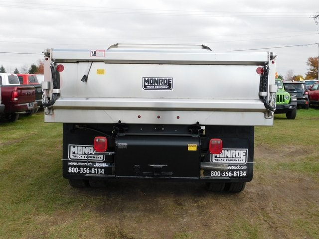 2018 Ram 4500 Regular Cab DRW 4x4,  Monroe Dump Body #DT03553 - photo 7