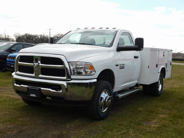 2018 Ram 3500 Regular Cab DRW 4x4,  Knapheide Service Body #DT03554 - photo 9
