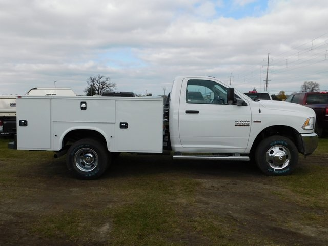 2018 Ram 3500 Regular Cab DRW 4x4,  Knapheide Service Body #DT03554 - photo 3