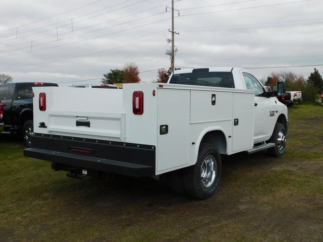 2018 Ram 3500 Regular Cab DRW 4x4,  Knapheide Service Body #DT03554 - photo 2