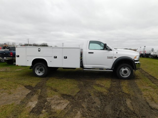 2018 Ram 4500 Regular Cab DRW 4x4,  Knapheide Service Body #DT03555 - photo 3