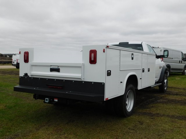 2018 Ram 4500 Regular Cab DRW 4x4,  Knapheide Service Body #DT03555 - photo 2