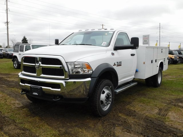 2018 Ram 4500 Regular Cab DRW 4x4,  Knapheide Service Body #DT03555 - photo 8
