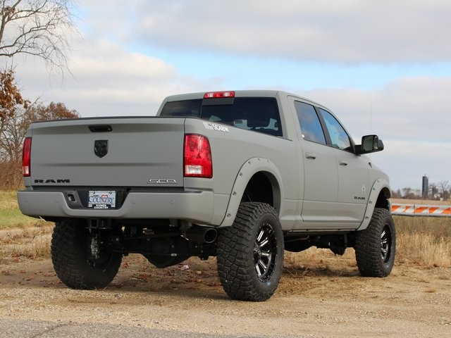 2018 Ram 2500 Crew Cab 4x4,  Pickup #DT03571 - photo 2