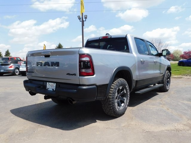 2019 Ram 1500 Crew Cab 4x4,  Pickup #DT03580 - photo 7