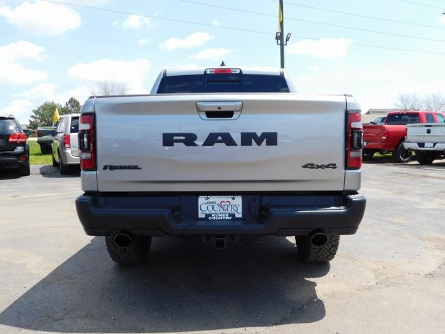 2019 Ram 1500 Crew Cab 4x4,  Pickup #DT03580 - photo 8