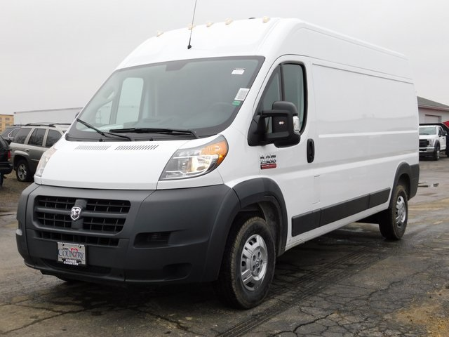 2018 ProMaster 2500 High Roof FWD,  Empty Cargo Van #DT03604 - photo 10