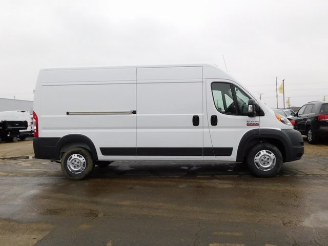 2018 ProMaster 2500 High Roof FWD,  Empty Cargo Van #DT03604 - photo 3