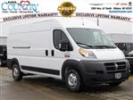 2018 ProMaster 2500 High Roof FWD,  Empty Cargo Van #DT03604 - photo 1
