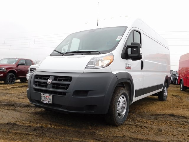 2018 ProMaster 2500 High Roof FWD,  Empty Cargo Van #DT03605 - photo 9