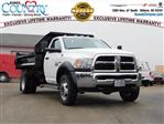 2018 Ram 4500 Regular Cab DRW 4x4,  Knapheide Dump Body #DT03806 - photo 1