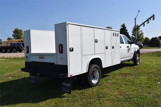 2020 Ram 4500 Crew Cab DRW 4x4, Knapheide Service Body #DT04524 - photo 1