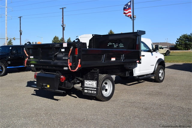 2020 Ram 4500 Regular Cab DRW 4x4, Reading Dump Body #DT04869 - photo 1